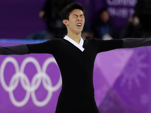 Failing In The Short Program Gave Nathan Chen The Best Long Program Of His Career