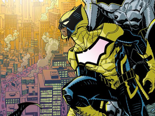 Everything About Batman and the Signal Is Fantastic Except For Signal's Terrible New Costume