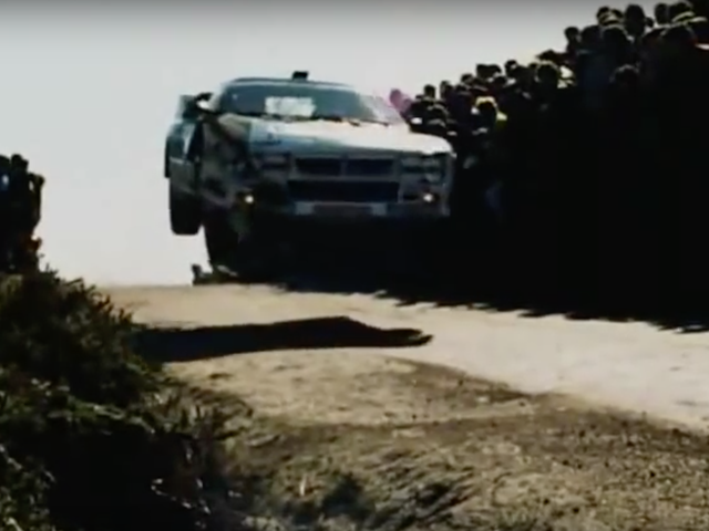Эволюция ралли - один из лучших фильмов о мотоспорта