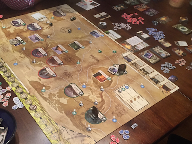 Quick Thoughts On <i>Eldritch Horror</i>, An Appropriately Stressful Board Game