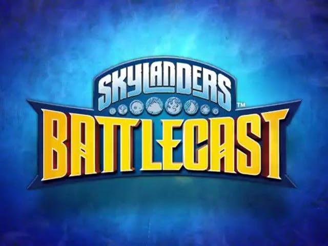 Inihayag ng Activision ang Skylanders Battlecast, isang card battler para sa iOS at Android-karaniwang Mobile Skyl