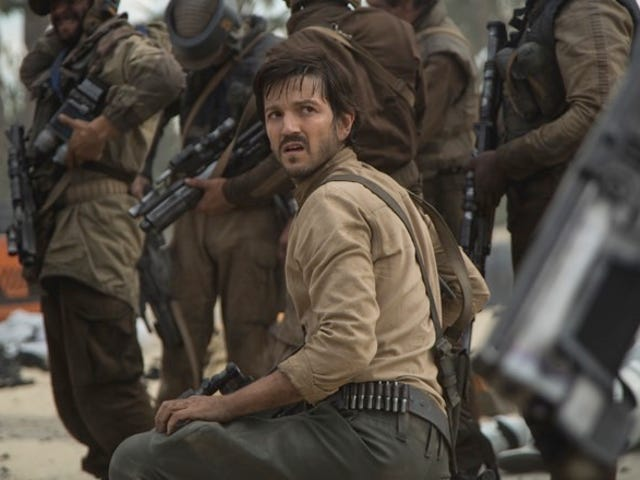 Here's How Far Diego Luna Went to Play a Rebel Soldier in <i>Rogue One</i>