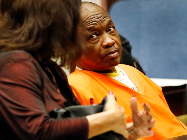 LAPD Working to Identify 35 More Possible 'Grim Sleeper' Victims