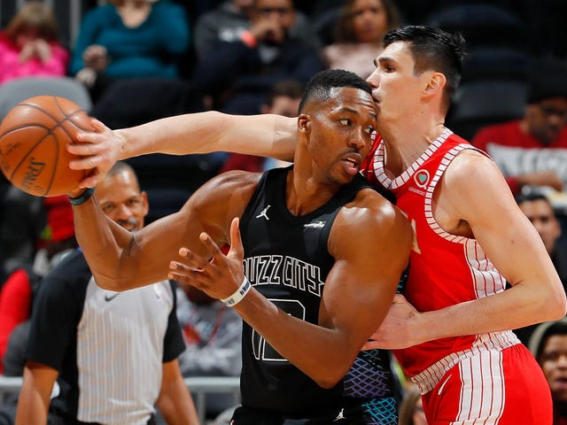 Dwight Howard Swears That The Warriors Were Interested In Him