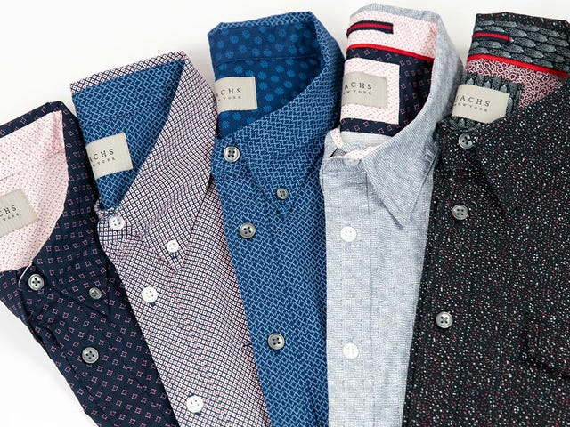 Add a Few Fresh Button-Ups to Your Wardrobe Just in Time For Spring