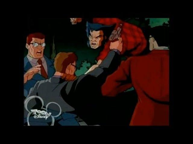 <i>Logan</i> 예고편은 <i>X-Men</i> 만화 영화를 통해 쏟아져 나왔다.