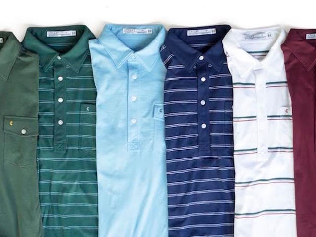 Save 25% On This Versatile, Throwback Short Sleeve Shirt ($59)
