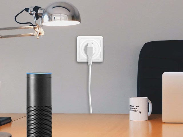 Control Your Smart Home Devices With a 4-Pack of Smart Plugs For $21