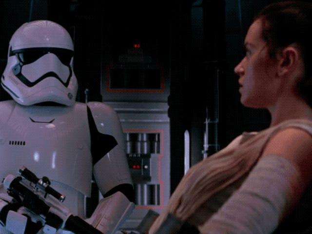 La novela de Star Wars:The Last Jedi por fin explica el origen de los poderes Jedi de Rey