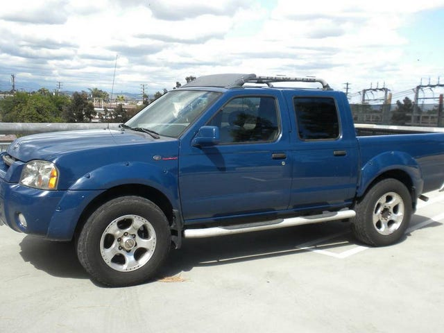 At $6,600, Might This 2001 Nissan S/C Crew Cab Pickup Be Your Final Frontier?