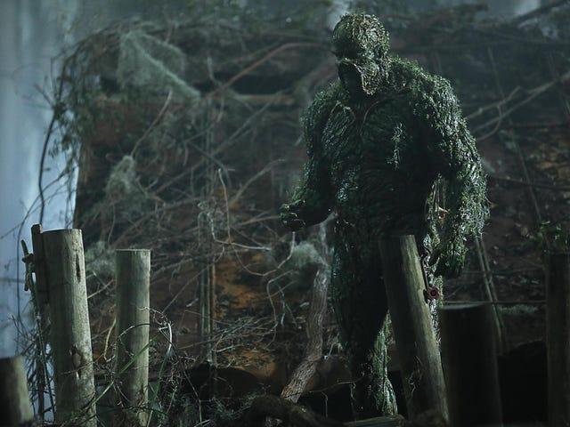 <i>Swamp Thing</i> , la nueva serie de DC, ha sido cancelada tras una semana de estreno