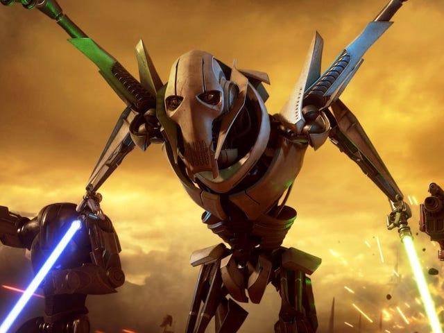 <i>Battlefront II</i> का क्लोन वार्स अपडेट स्टार वार्स है जो मैं सभी के साथ चाहता था