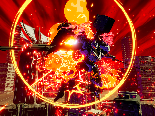 Nintendo Switch ExclusiveDaemon X Machina Is Made For People Who Like To Take Machines Apart