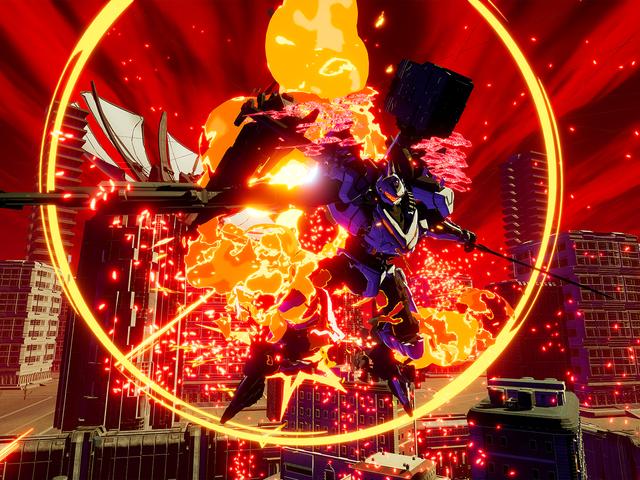 Nintendo Switch Exclusive <i>Daemon X Machina</i> er laget for folk som liker å ta med maskiner fra hverandre