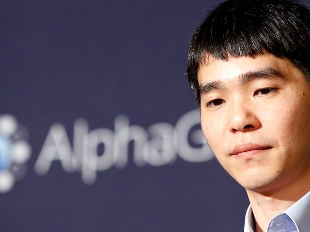 Lee Sedol przegrywa ostateczny wynik meczu, co daje zwycięstwo 4-1 dla AI Google