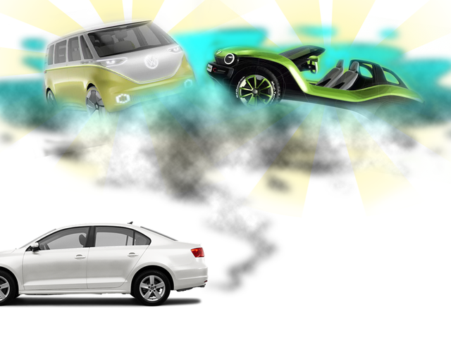 Volkswagen Could Have the Best Electric Lineup—and It's All Thanks to Dieselgate