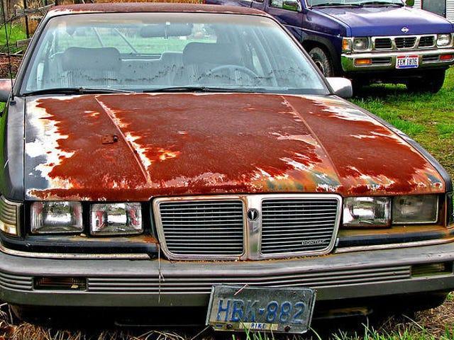 Rust, I has it.