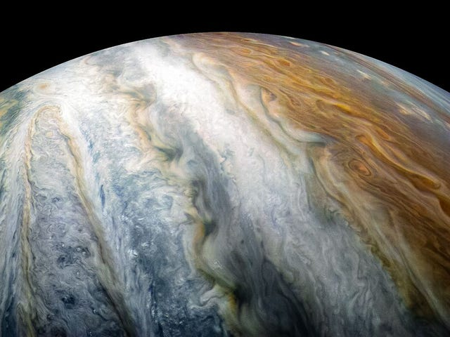 There are 79 moons orbiting Jupiter (for now)