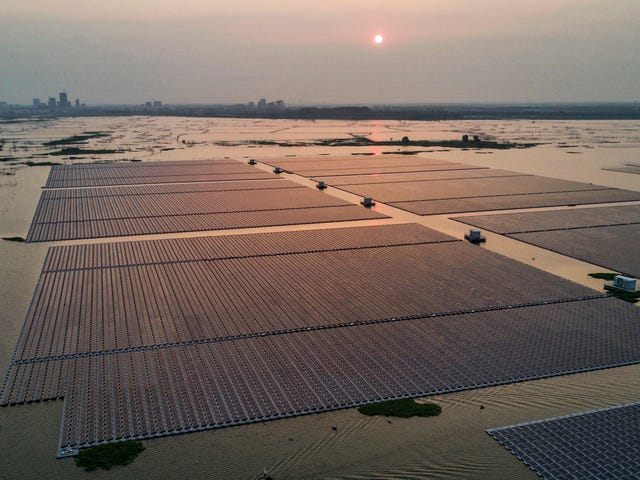 Le secteur de l'énergie solaire en Chine pourrait bénéficier d'une réduction de près de 7 milliards de dollars du nettoyage de la pollution atmosphérique