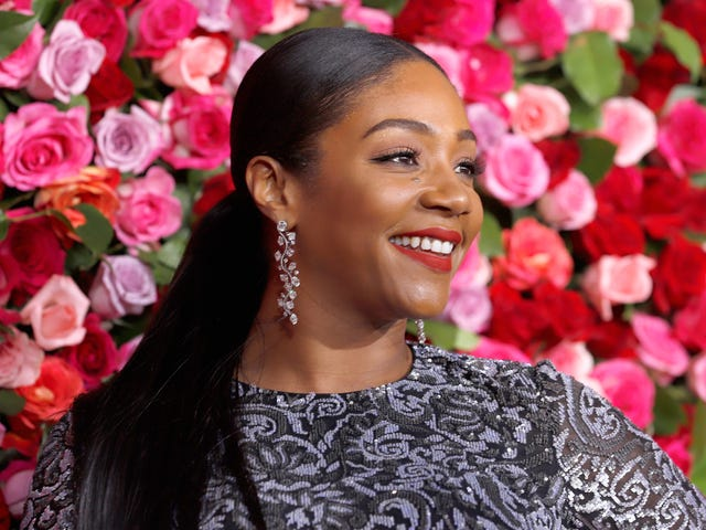 Let Tiffany Haddish Inspire You With the Story of How She Hit on Leonardo DiCaprio