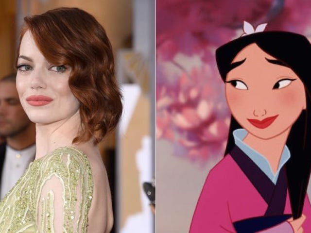 Dang, Looks Like Mulan Doesn't Want to Cast Any of These White Actresses