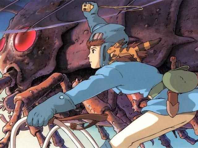 Miyazaki rechaza hacer una película de Hollywood de Nausicaä del Valle del Viento, el clásico de Ghibli