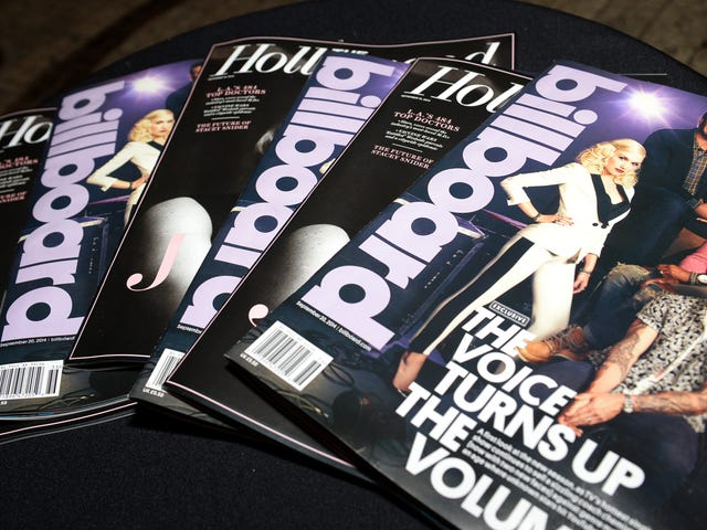 Top Executive Leaves Billboard After Being Accused of Suppressing Stories About Sexual Harassment
