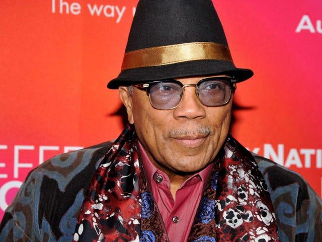 Quincy Jones' Daughters Told Him to STFU