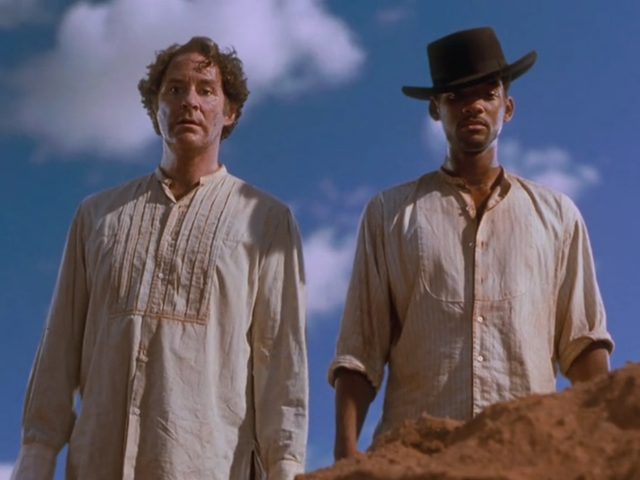 Read this: Bounce into the story of Wild Wild West's off-camera chaos