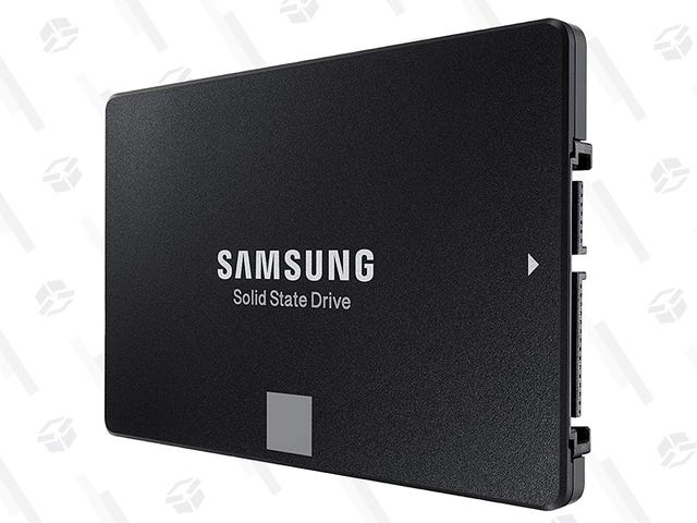 This Samsung SSD Is Cheaper Than Ever