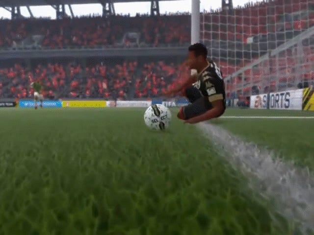 L'obiettivo della <i>FIFA</i> che non sarebbe andato