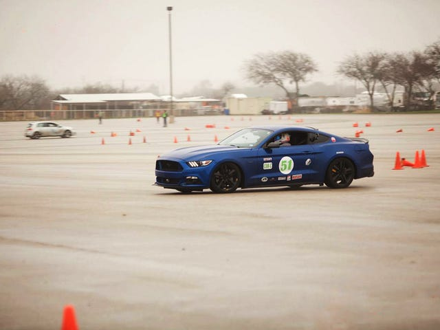 And there was Autocross!