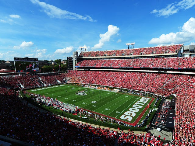 Georgia Investigating Alleged Racist Remark Made By Baseball Player Towards Football Player