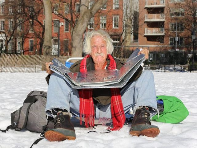 """Design Matters delves into the origin of """"Humans Of New York"""""""