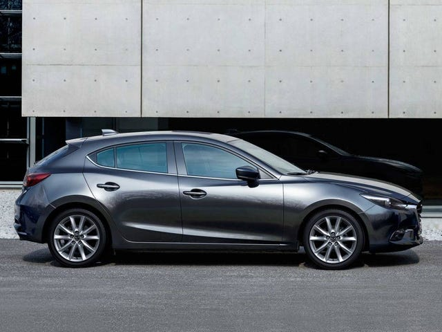 Mazda3 Touring 2.5 or Honda Civic Sport?