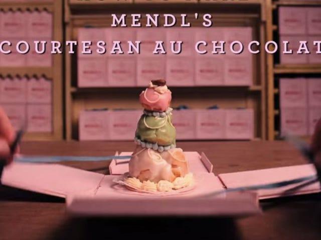 Näin voit tehdä niille leivonnaisille, jotka näyttävät niin hyviltä The Grand Budapest Hotel