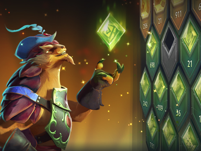 Dota 2 Now Lets You Bet In-Game Currency On Pro Tournaments