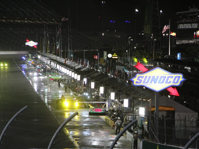 Rolex 24 Hours of Daytona, Oppo Roll Call