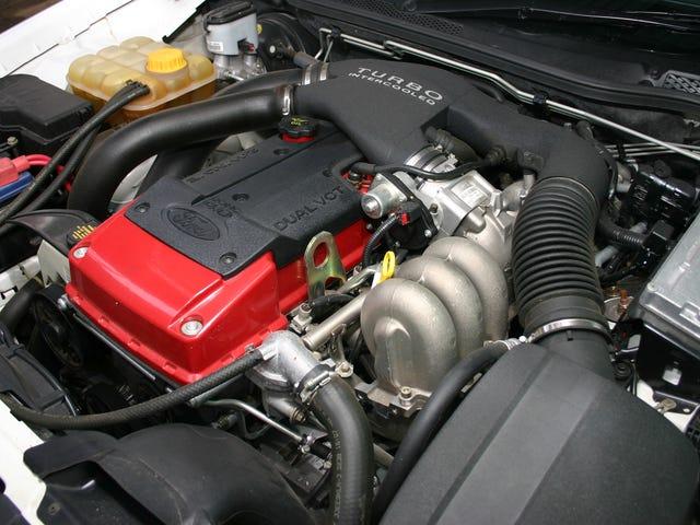 LS V8のうんざり?  Barra Straight-Sixはあなたのためのスワップです