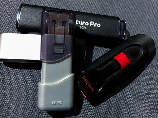 10 Actually Cool Uses for a USB Drive
