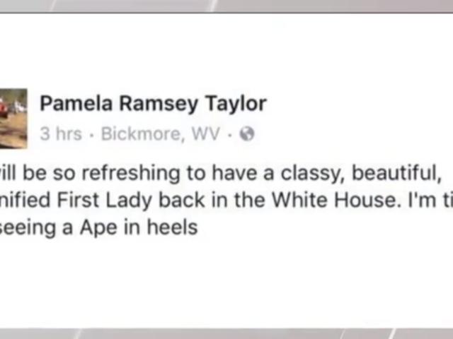 W.Va. Pejabat yang Dipecat karena Menyebut Michelle Obama sebagai 'Kera di Tumit' Dipulihkan Kembali Secara Diam-diam: Laporkan