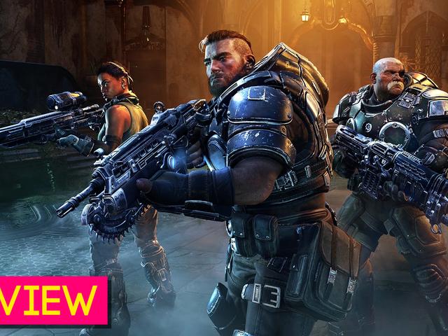 Gears Taktikleri: Kotaku İncelemesi