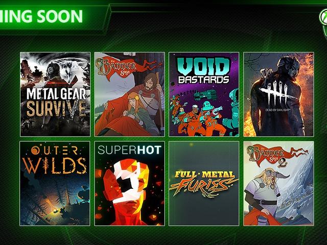 Microsoft ได้ประกาศชุดเกมถัดไปเพื่อเพิ่มลงใน Game Pass เริ่มต้นด้วย Metal Gear S