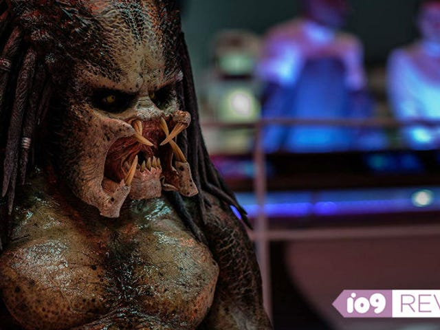 The Predator Is a Manic, Muddled Mess