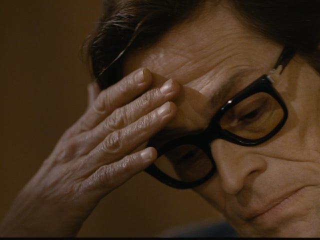 Willem Dafoe is Pasolini in Abel Ferrara's long-delayed biopic of the murdered artist