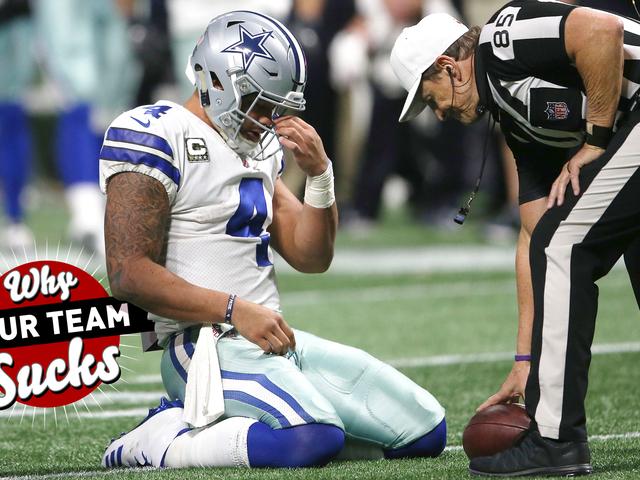 Why Your Team Sucks 2018: Dallas Cowboys