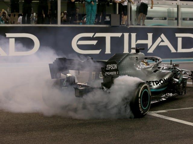 Every Single Formula One Team Decides Pirelli's New 2020 Tires Suck