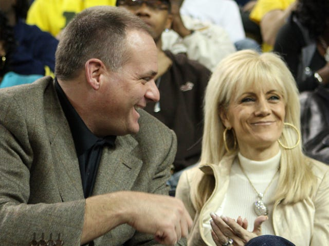 "Rich Rodriguez's Guide To Marriage: ""Educate Her And Control Her Talk"""
