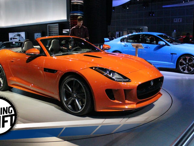 All New Jaguars And Land Rovers Will Be Hybrid Or Electric After 2020