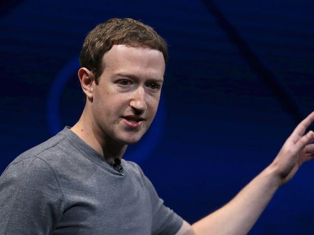Senators Seeking to Police Facebook Political Ads Move Forward With Draft Bill